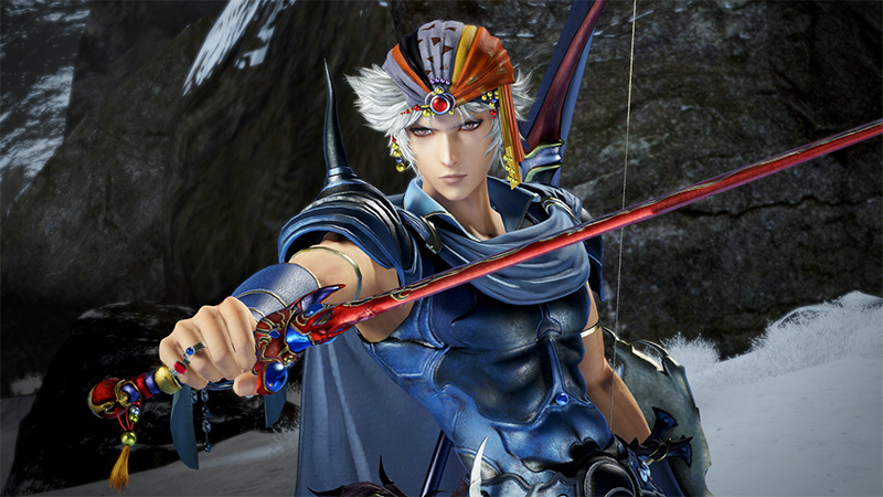 Dissidia Final Fantasy NT - Firion