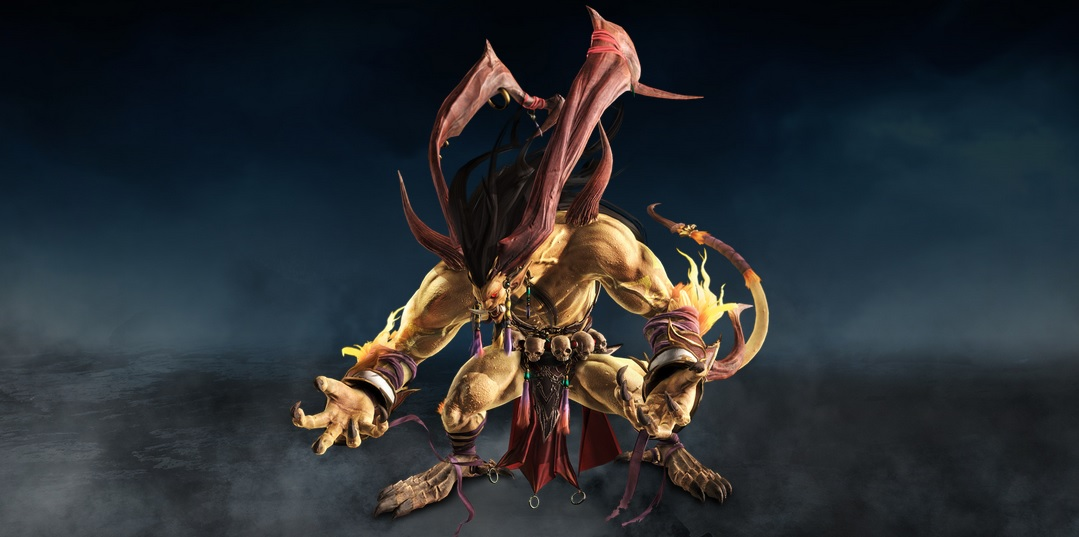 Dissidia Final Fantasy NT - Ifrit