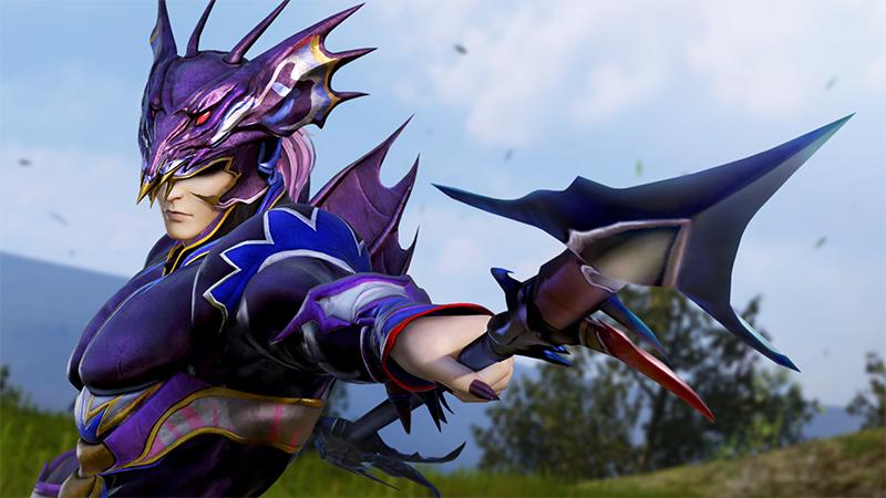 Dissidia Final Fantasy NT - Kain