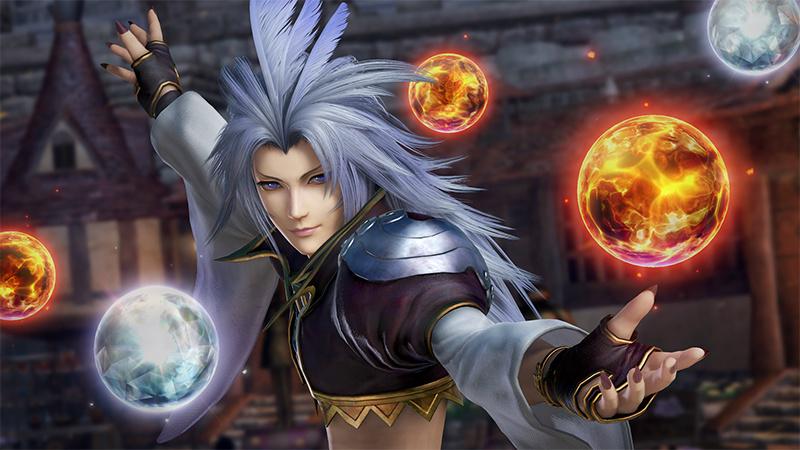 Dissidia Final Fantasy NT - Kuja