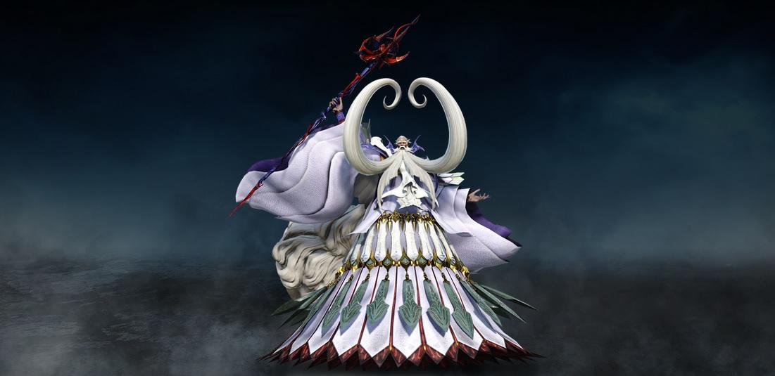 Dissidia Final Fantasy NT - Lamú