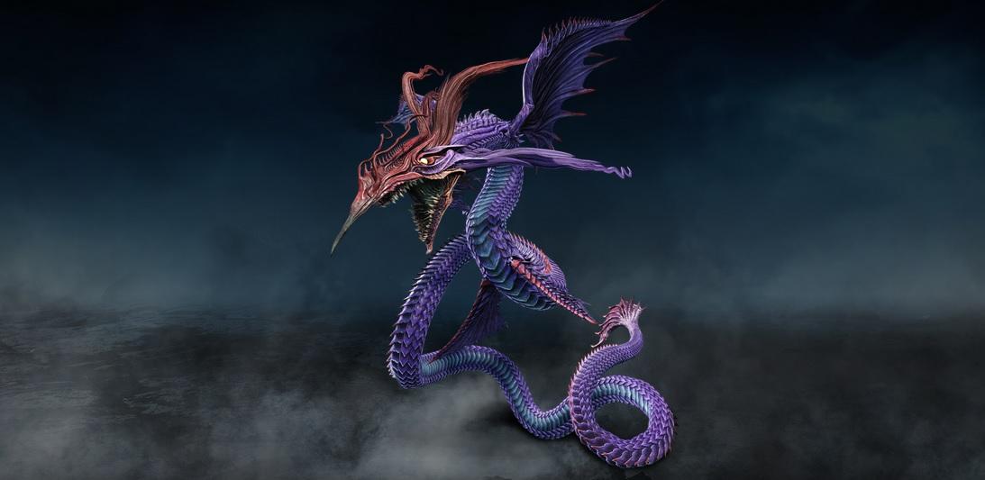 Dissidia Final Fantasy NT - Leviatán