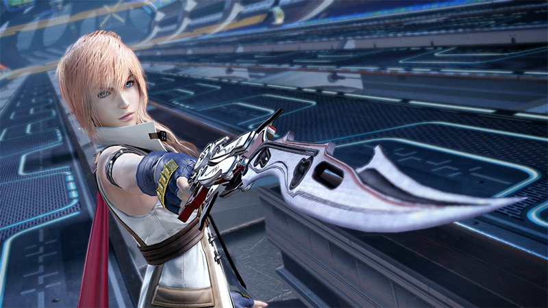 Dissidia Final Fantasy NT - Lightning