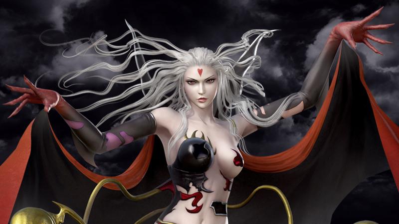 Dissidia Final Fantasy NT - Nube de Oscuridad
