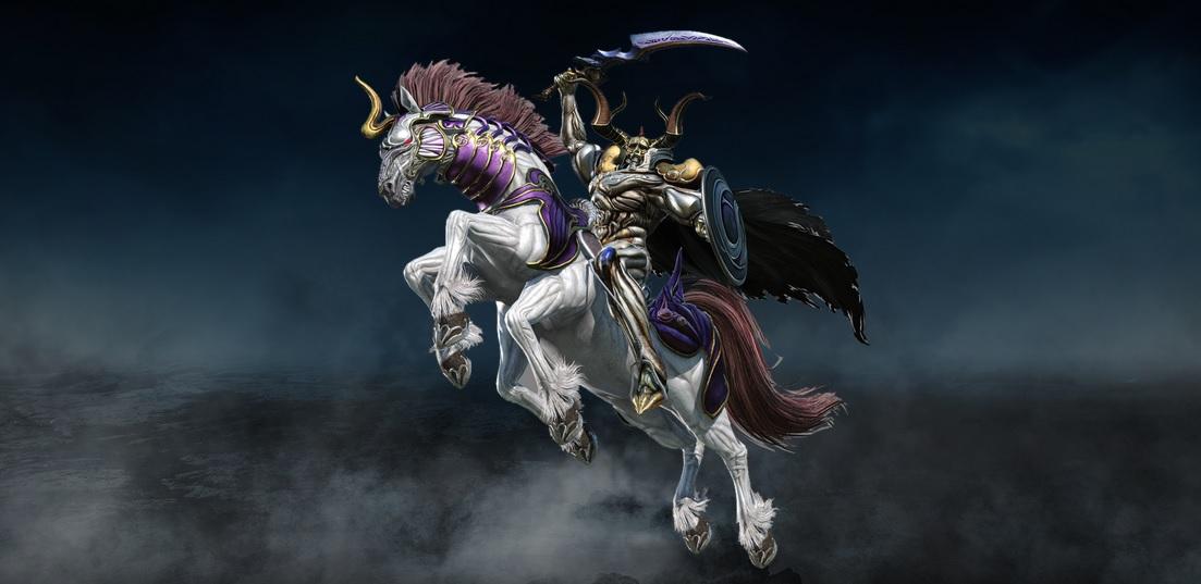 Dissidia Final Fantasy NT - Odín