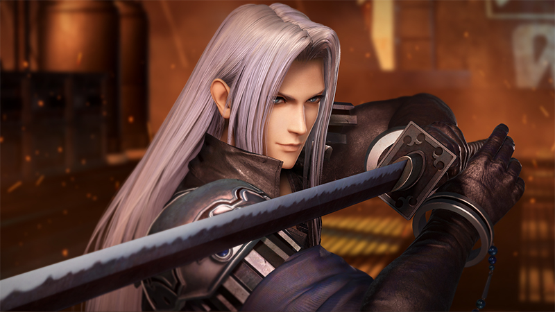 Dissidia Final Fantasy NT - Sefirot