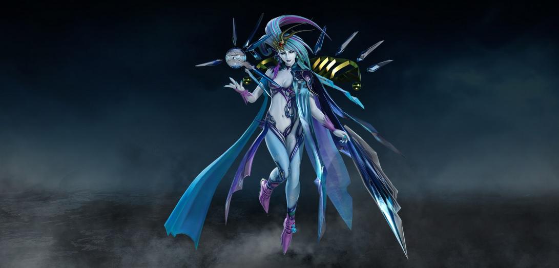 Dissidia Final Fantasy NT - Shiva
