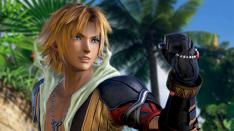 Dissidia Final Fantasy NT - Tidus