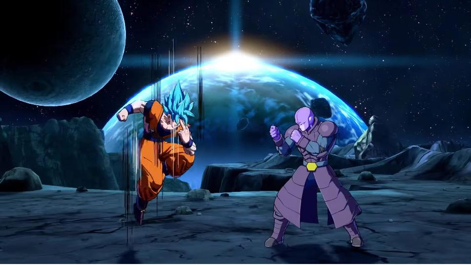 Dragon Ball FighterZ Hit