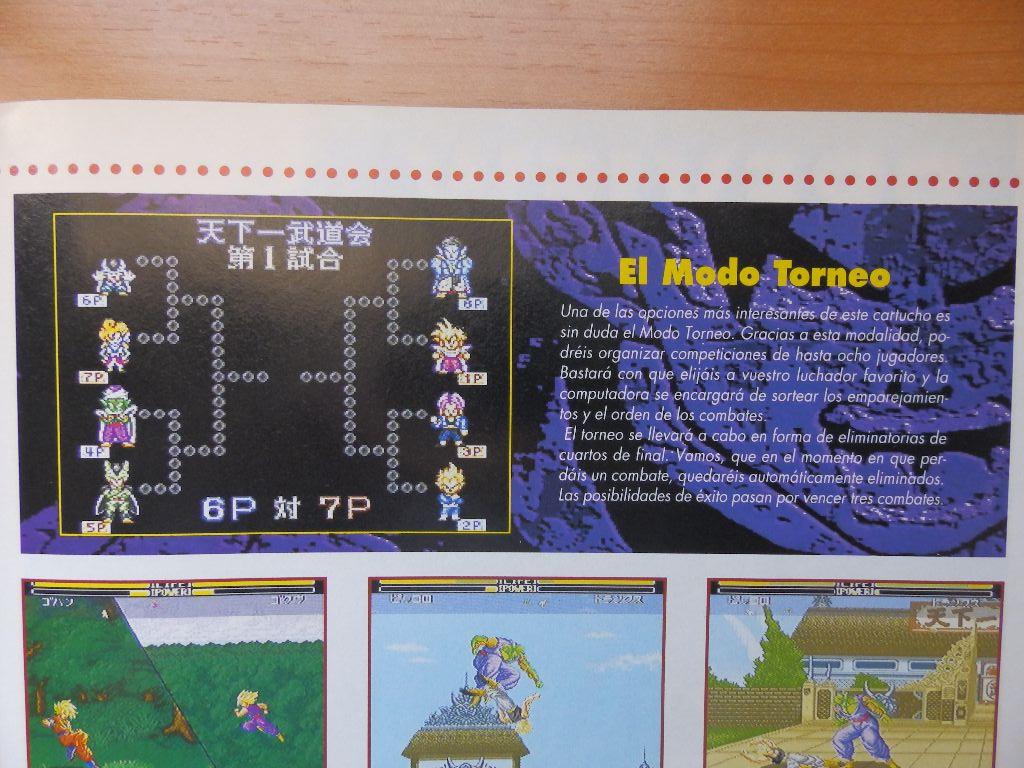 Dragon Ball SNES