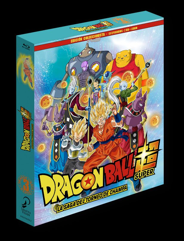 Dragon Ball Super Box 3
