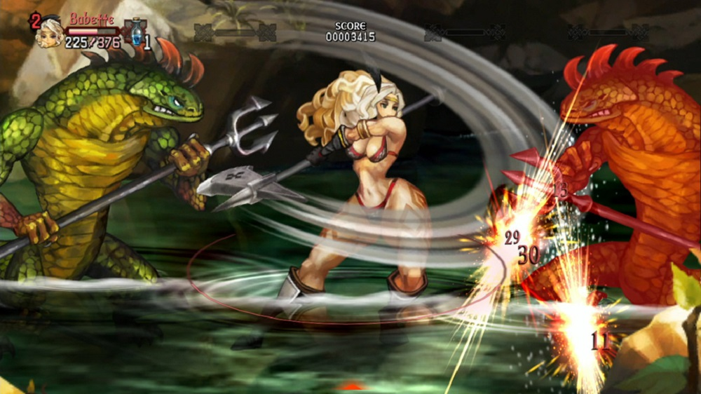 Dragon´s Crown 1 3