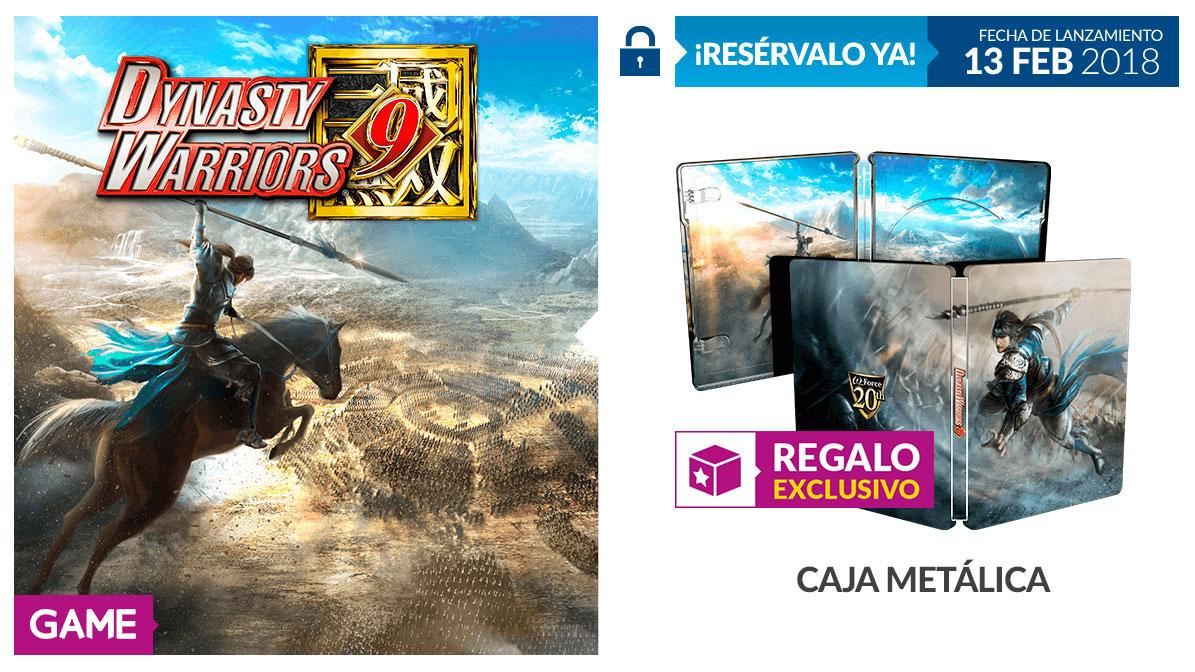 Dynasty Warriors 9 en GAME