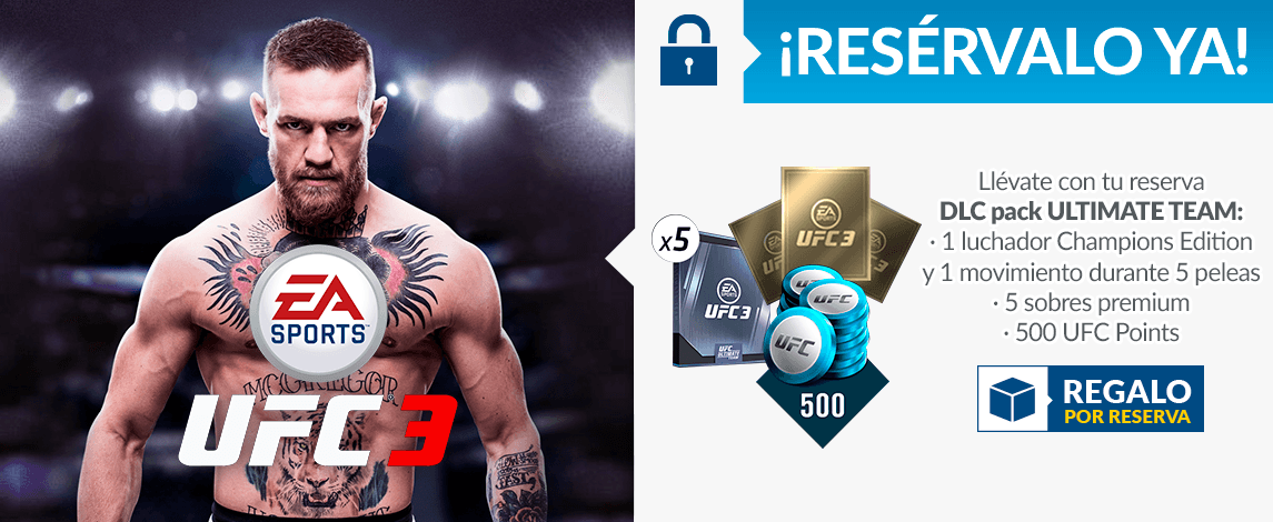 EA Sports UFC 3 en GAME