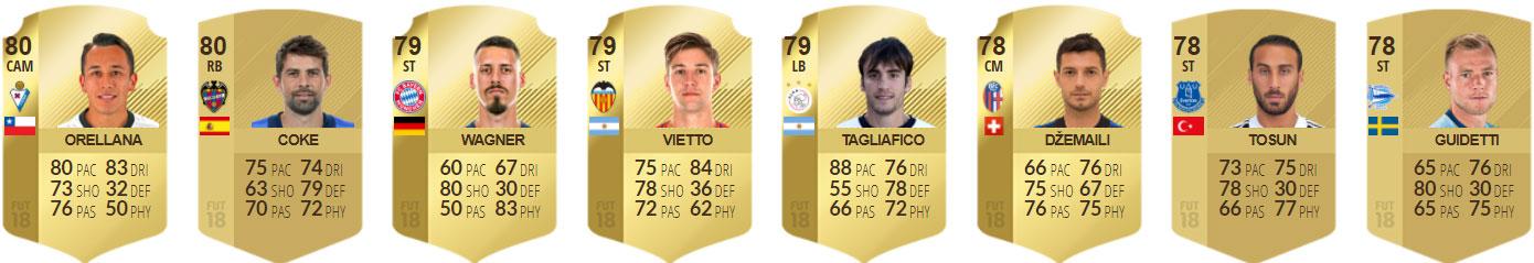 FIFA 18 fichajes invierno