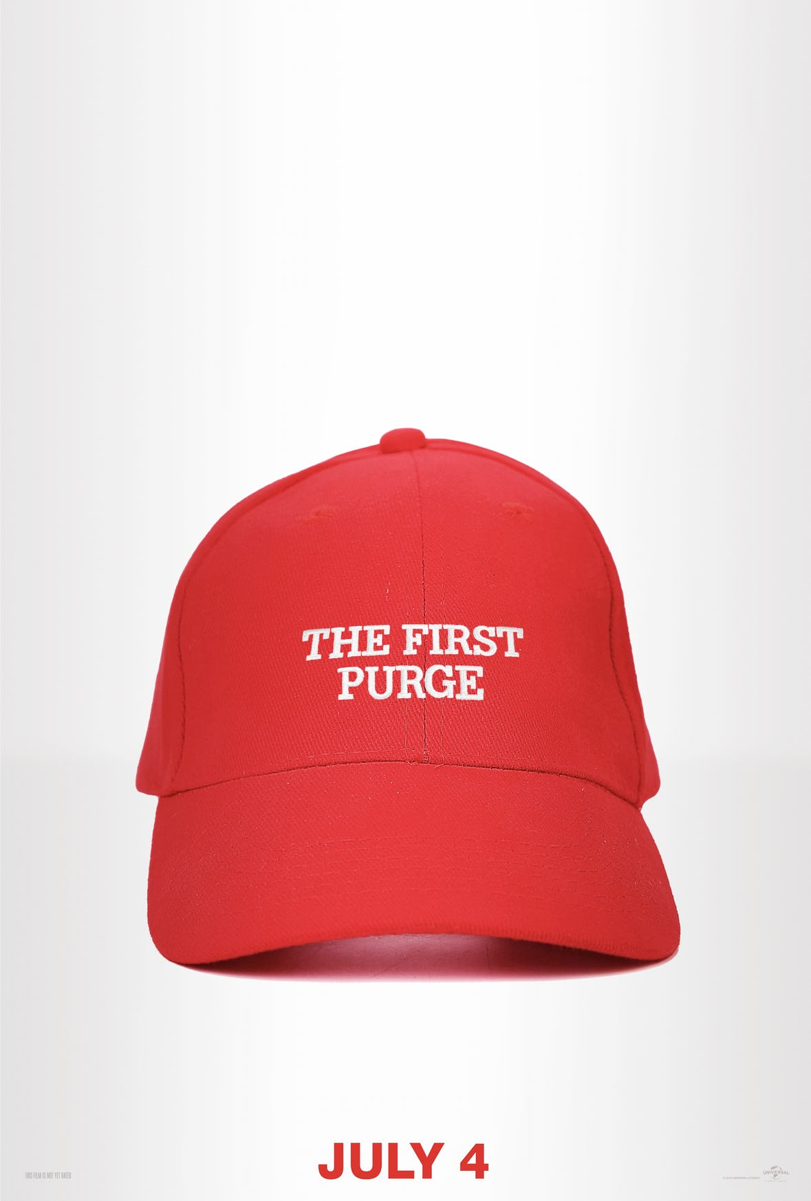 The first purge - Primer póster oficial