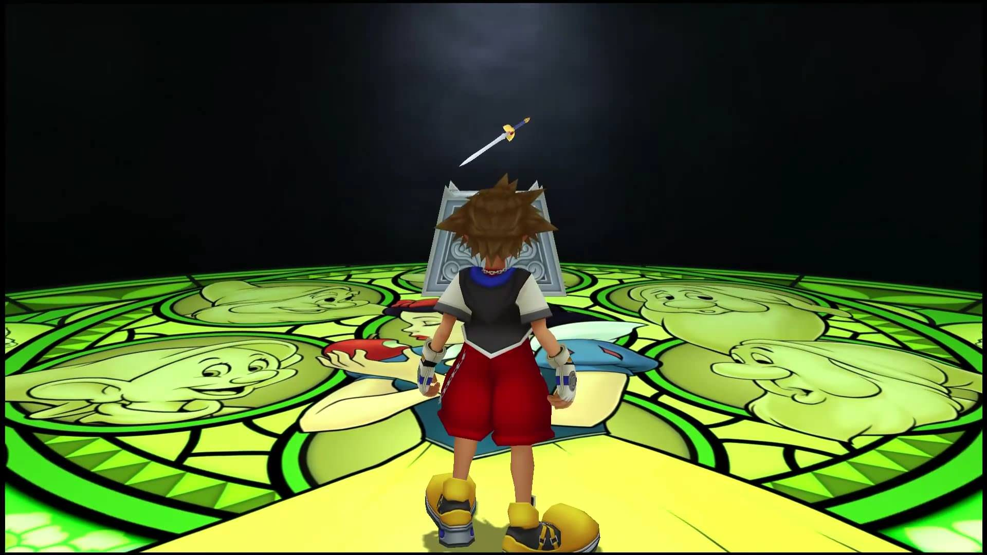 Resultat d'imatges de kingdom hearts 1 hd