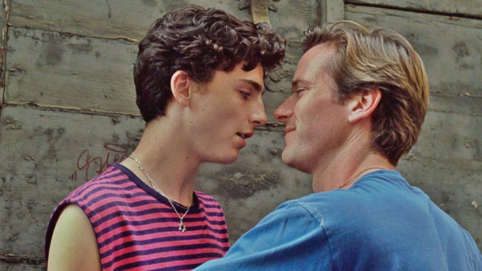 Call Me by Your Name, Timothée Chalamet, Esther Garrel