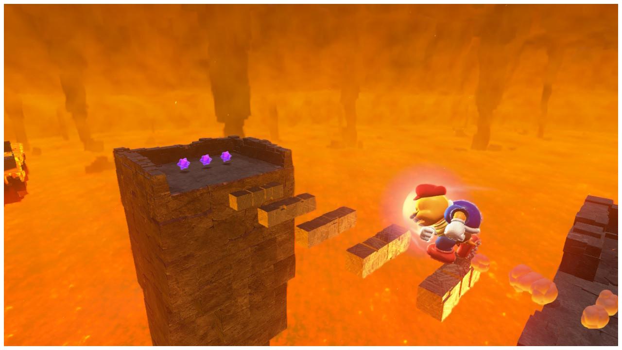 Monedas del Reino Luna de Super Mario Odyssey