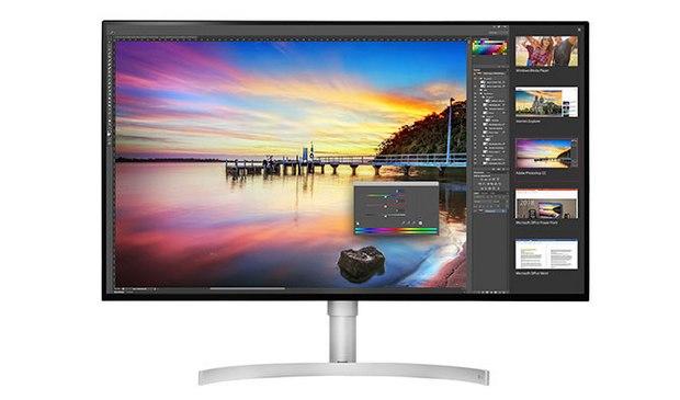 Monitores 4K de LG