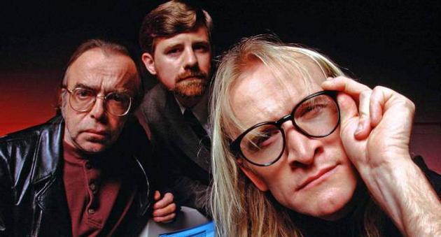 "John Fitzgerald Byers, Richard ""Ringo"" Langley, Melvin Frohike"
