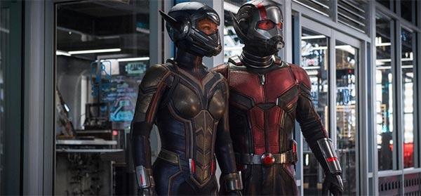 Primera imagen de Ant-Man y La Avispa juntos
