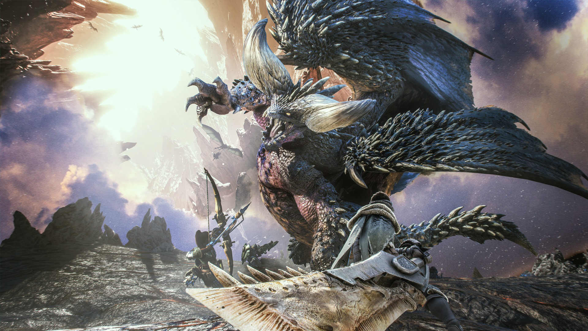 Monster Hunter World notas