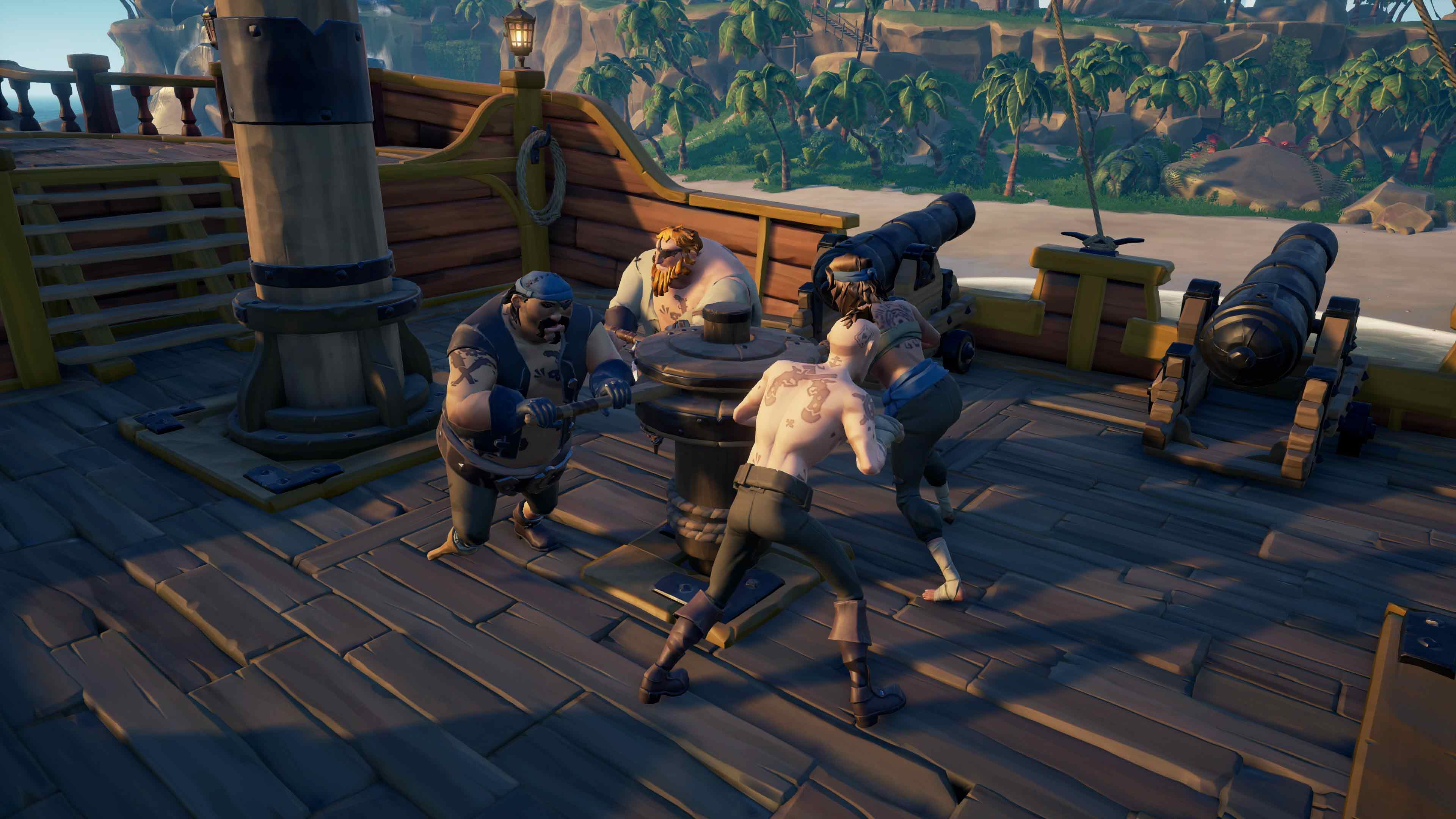Impresiones de Sea of Thieves para Xbox One y Windows 10
