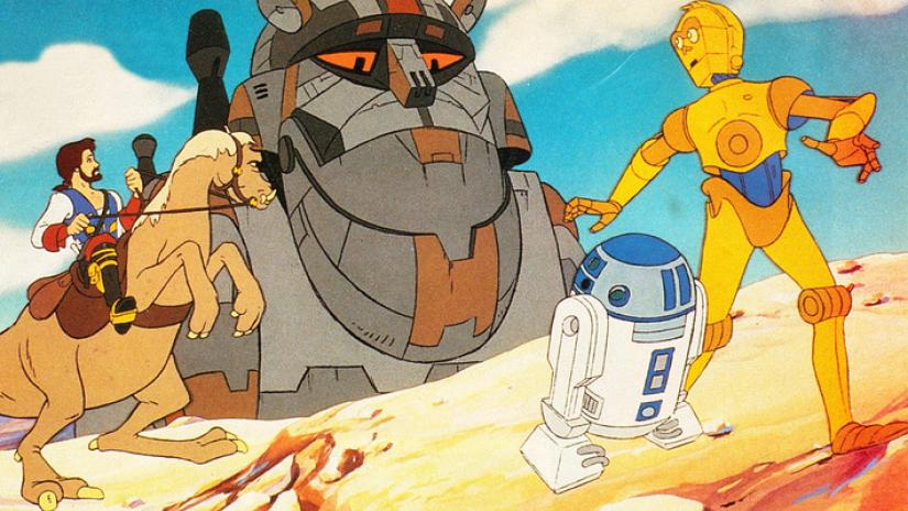 Las peores películas de Star Wars