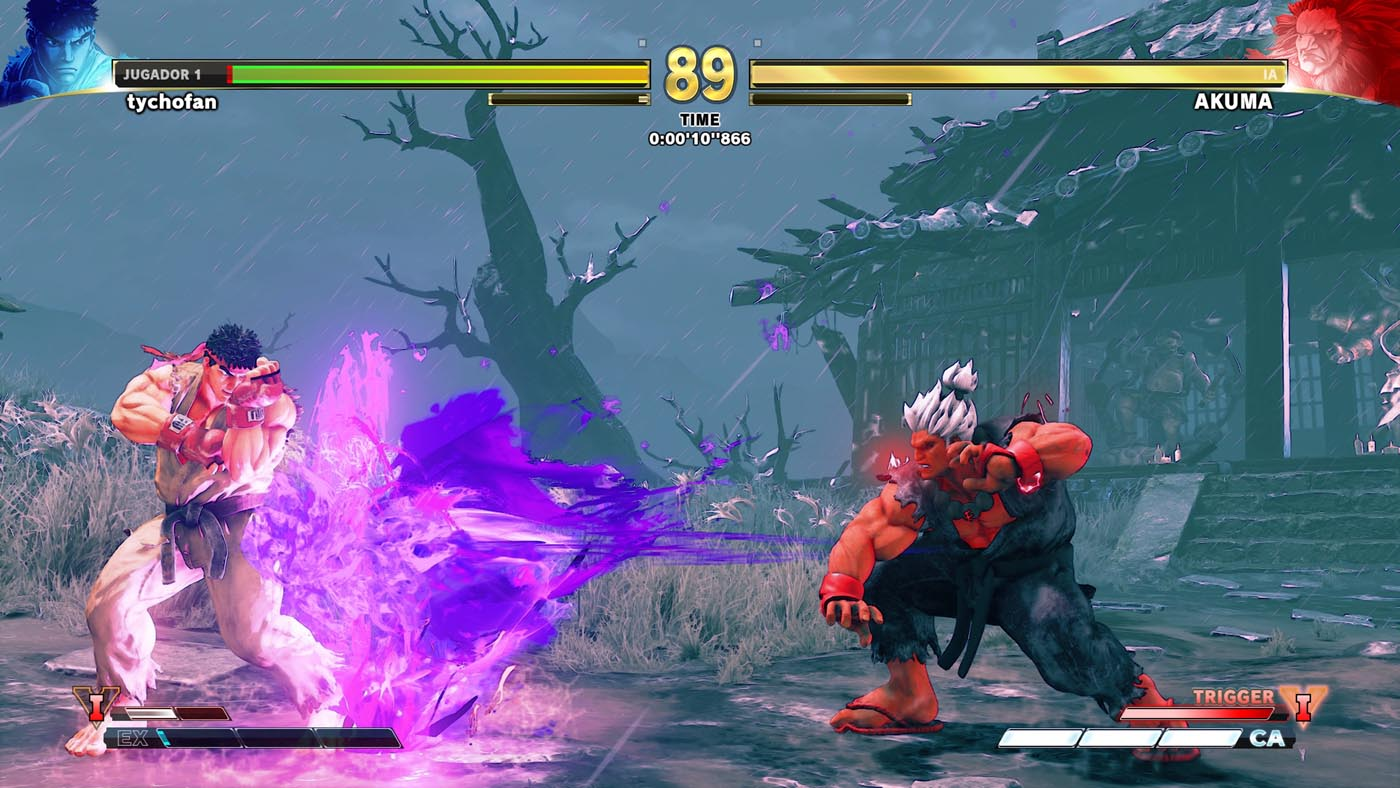 Street Fighter V Arcade Edition v4.020 Free Download