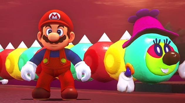 Reino Perdido de Super Mario Odyssey