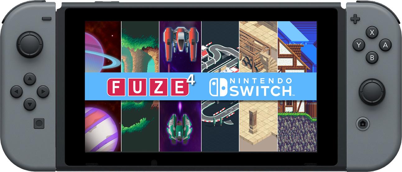 Switch FUZE 3