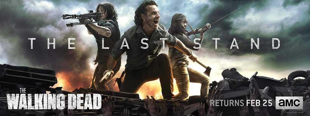 The Walking Dead: Imagen promocional de la segunda mitad de la temporada 8