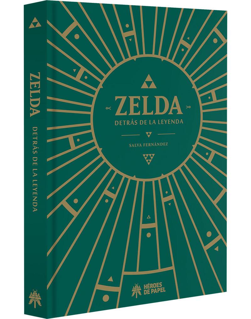 Zelda Detrás de la Leyenda