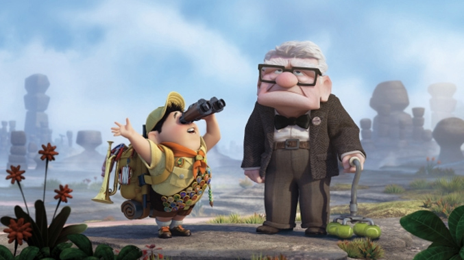 Up Pixar (2008)