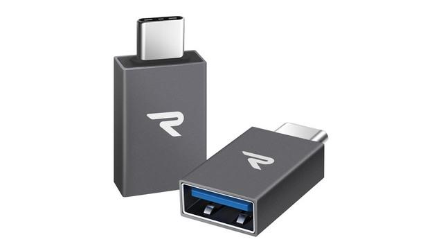 Adaptador USB a USB Tipo C