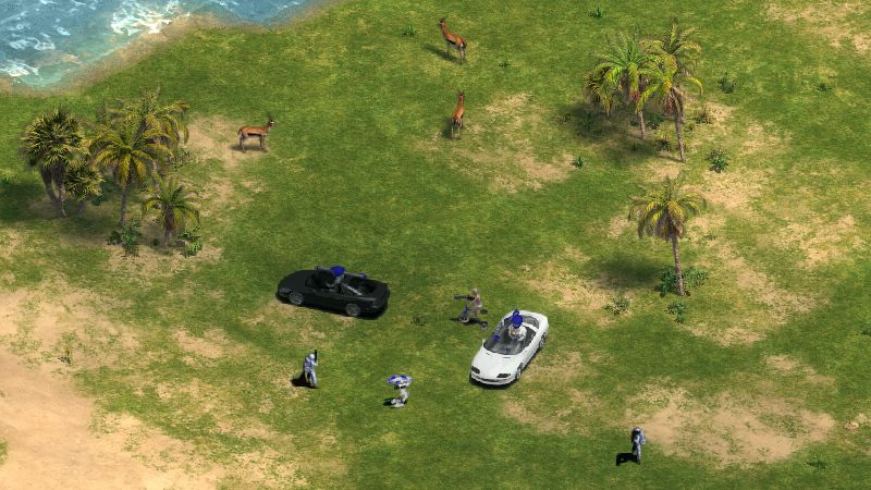 Age of Empires Definitive Edition - Coches