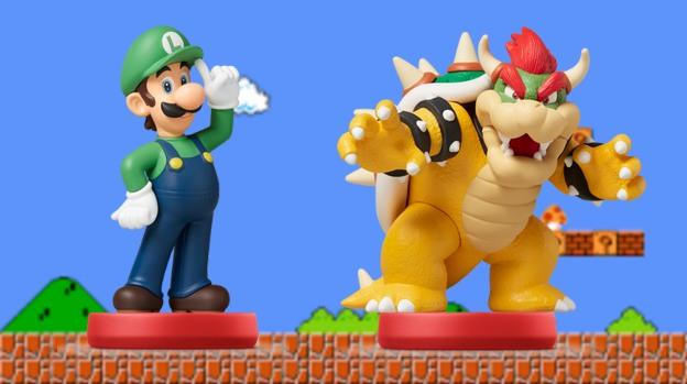 Amiibos Nintendo Switch