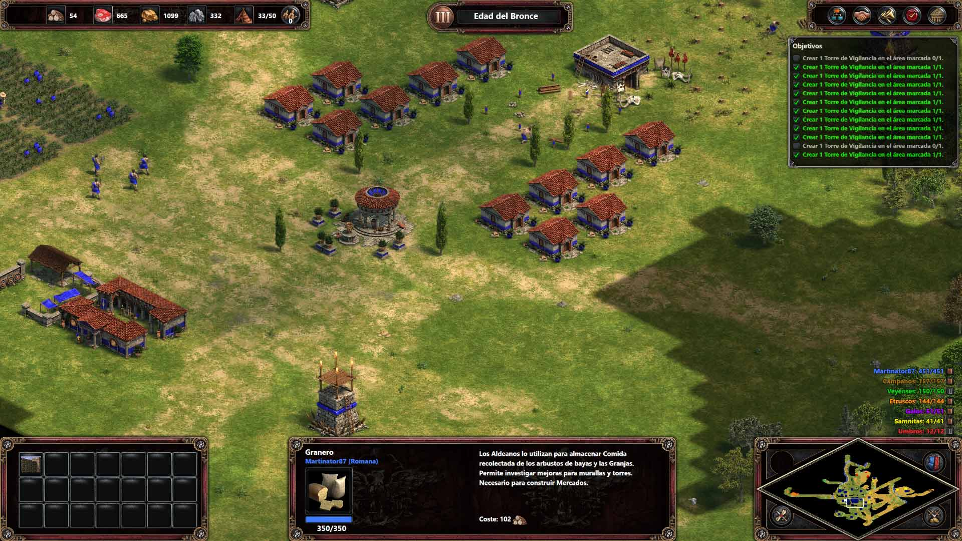 age of empires definitive edition trucos