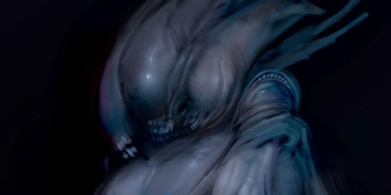 Arte conceptual de Alien 5