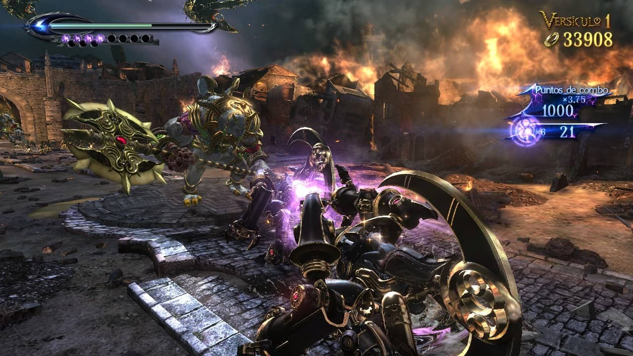 Bayonetta 2 screens 16