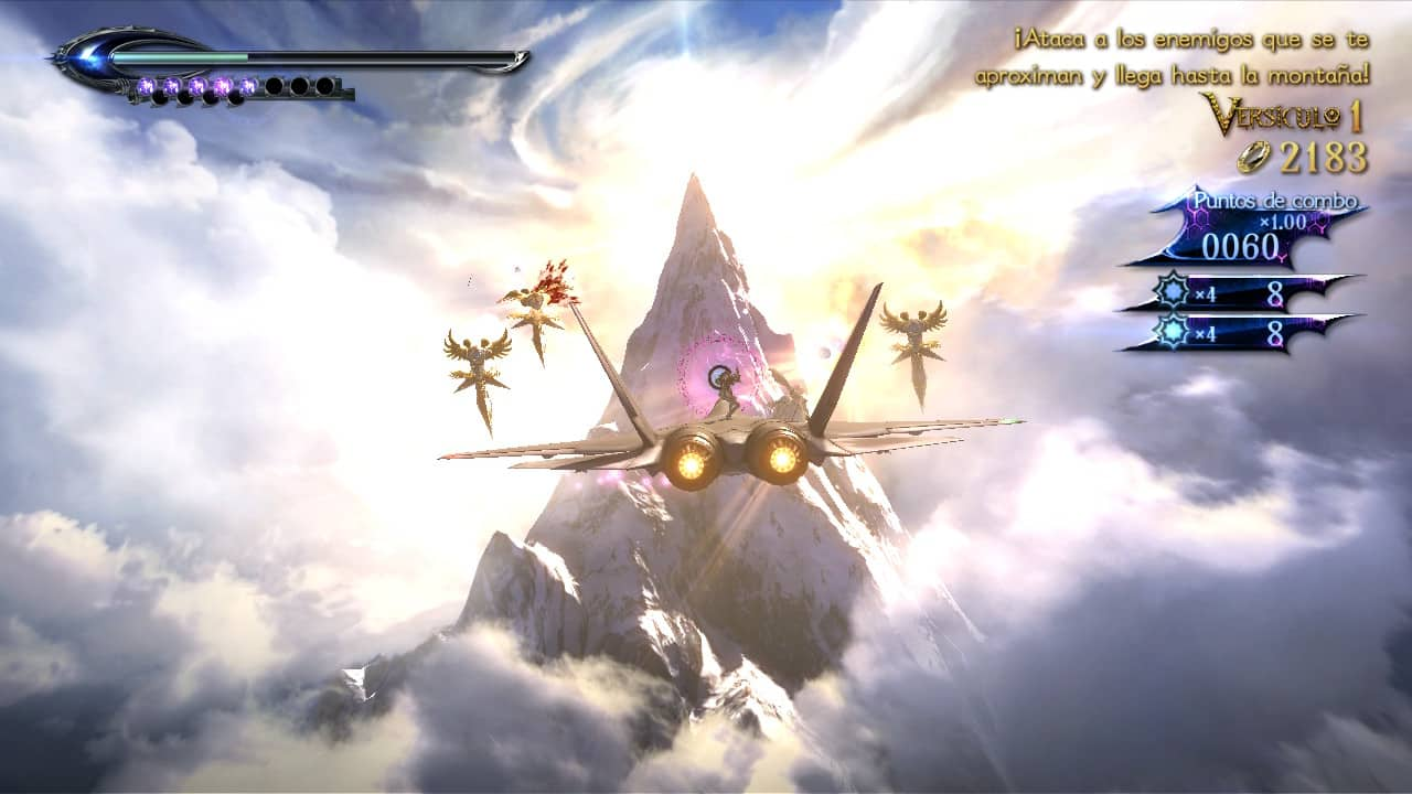 Bayonetta 2 screens 7