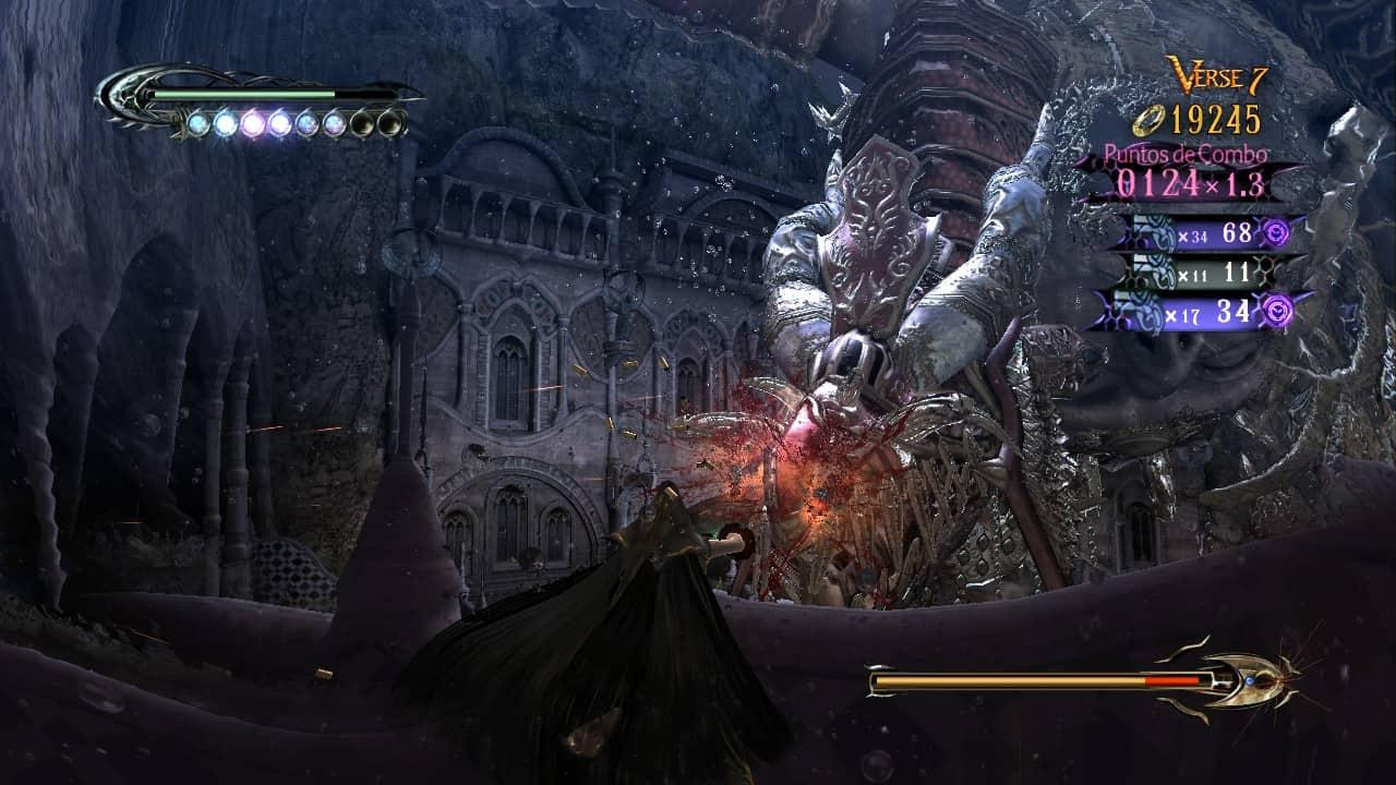 Bayonetta Switch 7
