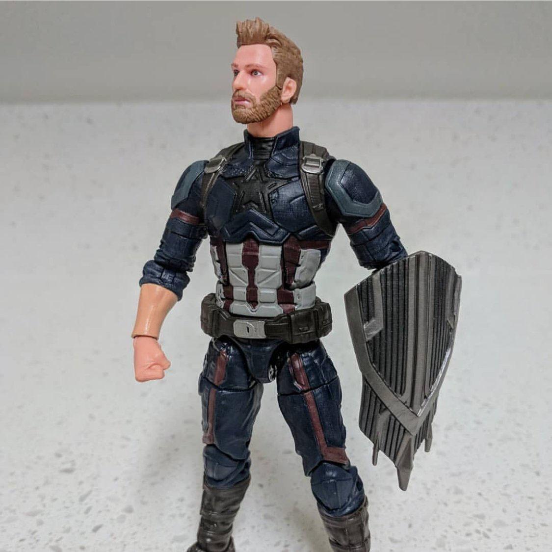 Capitán América Steve Rogers