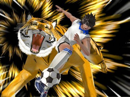 Captain Tsubasa Oliver y Benji PS2