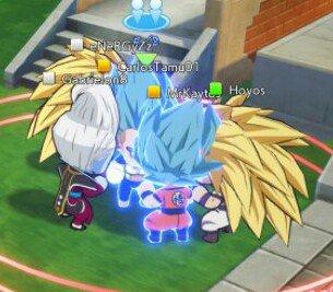Dragon Ball FighterZ - Códigos de color de rango