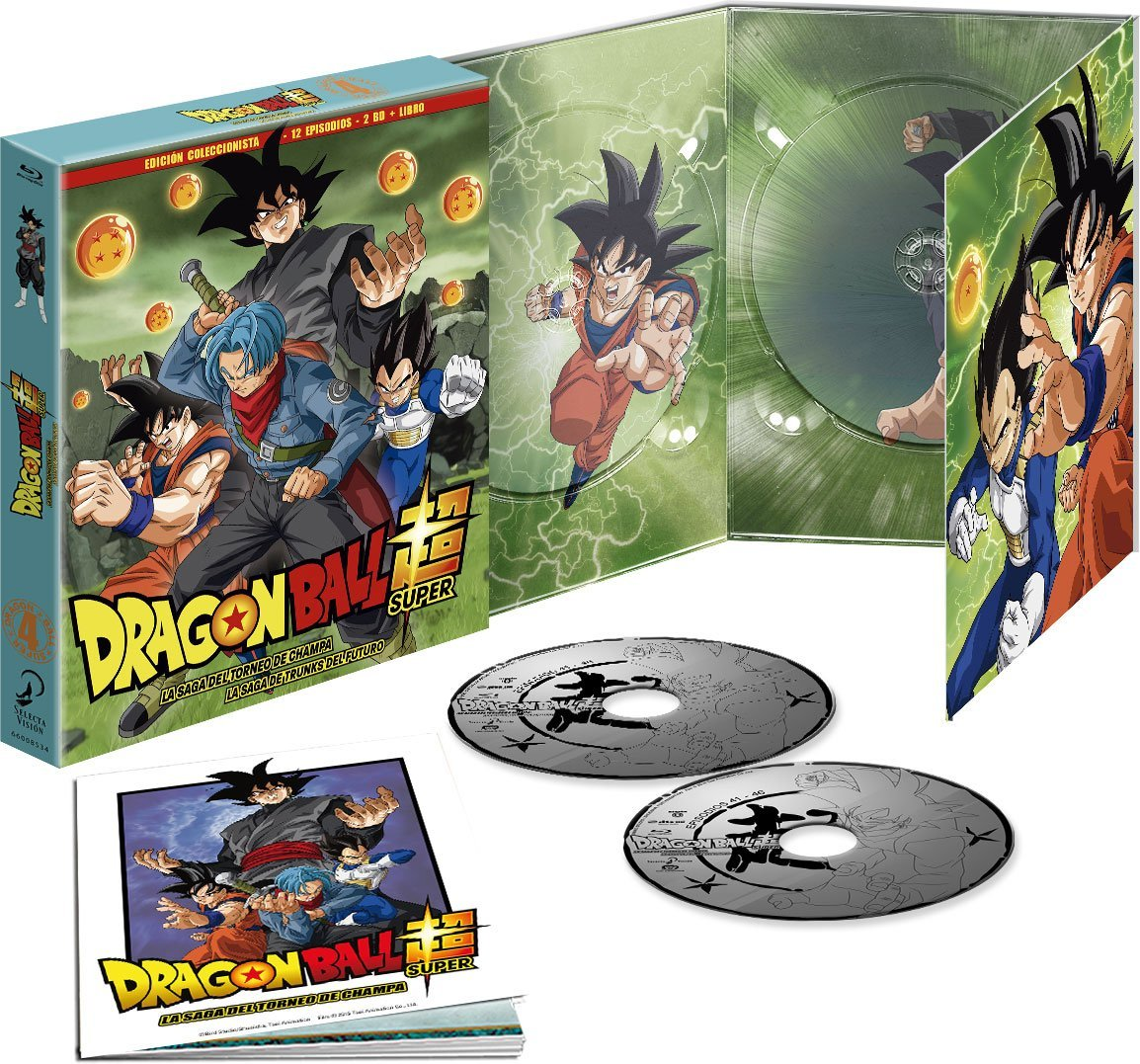 Dragon Ball Super Box 4