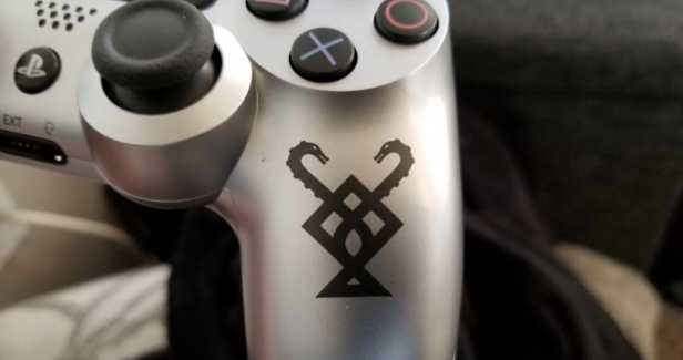 DualShock 4 de God of War para PS4