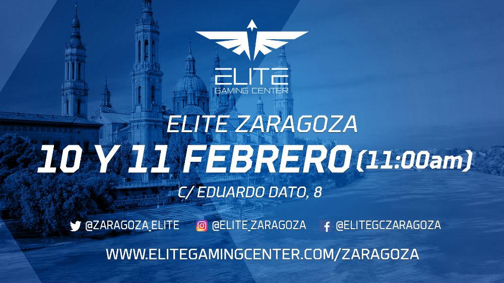Elite Gaming Zaragoza