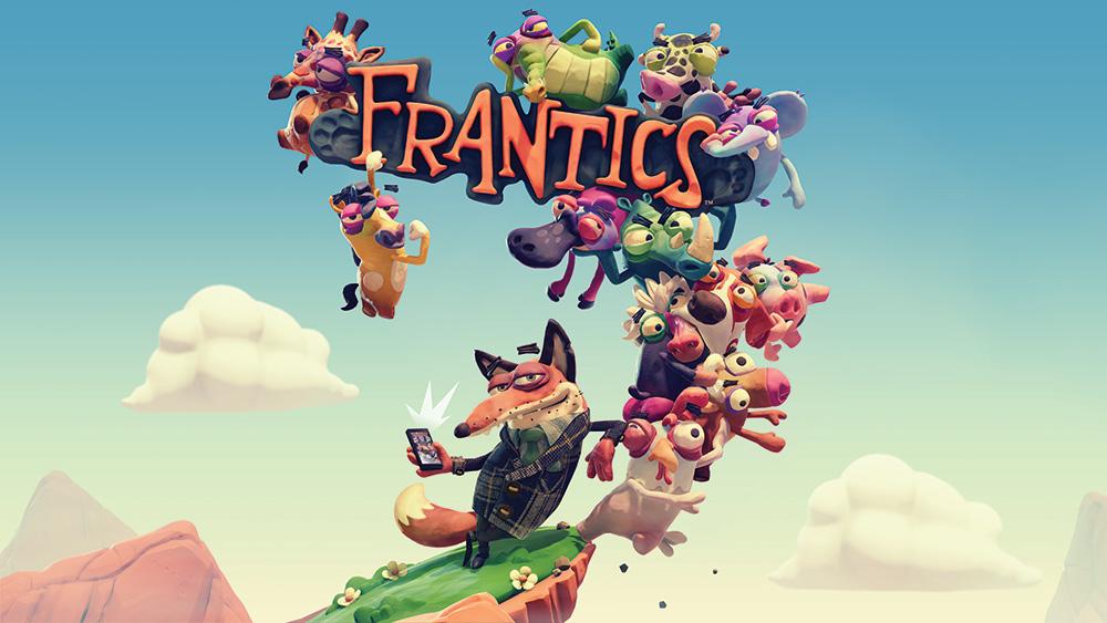 PlayStation desvela un nuevo tráiler y nuevas pantallas de Frantics